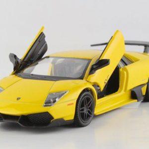 Uni Fortune Rmz City 5 Inch Lamborghini Murcielago Lp670 4 Sv 1 36