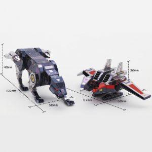 MU-Transformers mini cassette