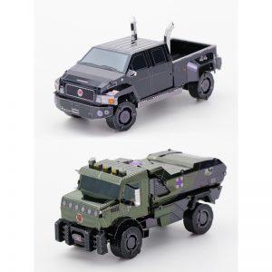 MU Transformers Vehicle Optimus Prime Bumblebee Hound Hot Rod Ironhide Sentinel Prime