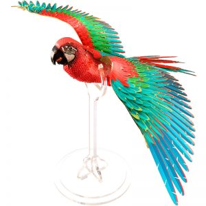 Piececool Scarlet Macaw