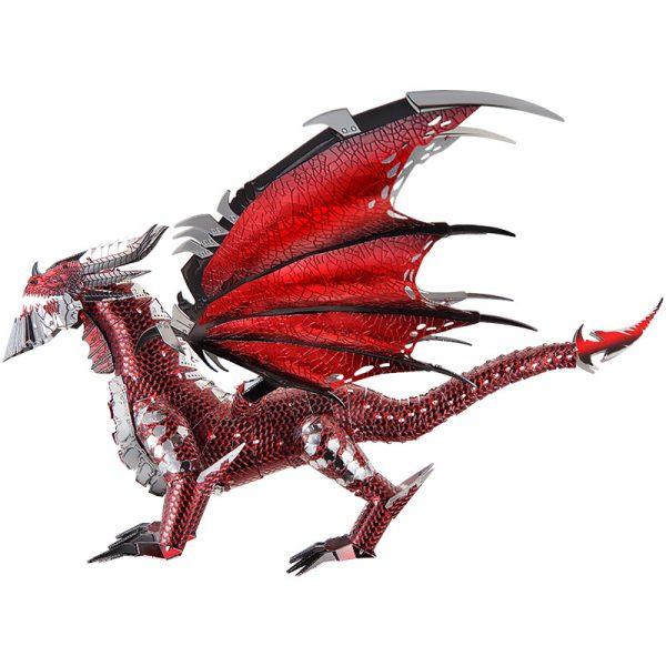 Piececool The Black Dragon
