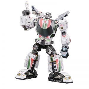 MU Transformers WheelJack MP20 G1