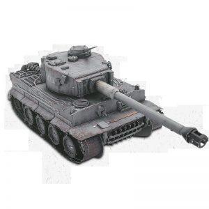 MU Sd.Kfz. 181 Tiger-I Tank