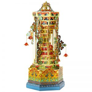 MU Babel Tower Music Box