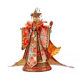 Piececool Wedding Dress